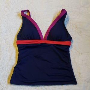 Tommy Bahama Bathing suit Tankini,  size S